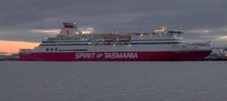 Spirit of Tasmania ferry