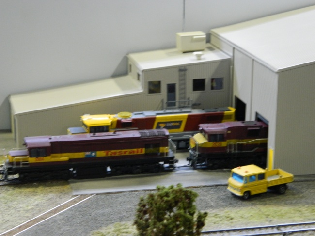 Image model trains