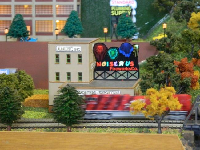 Image model railway