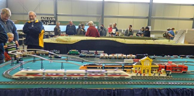 Image Lego railway