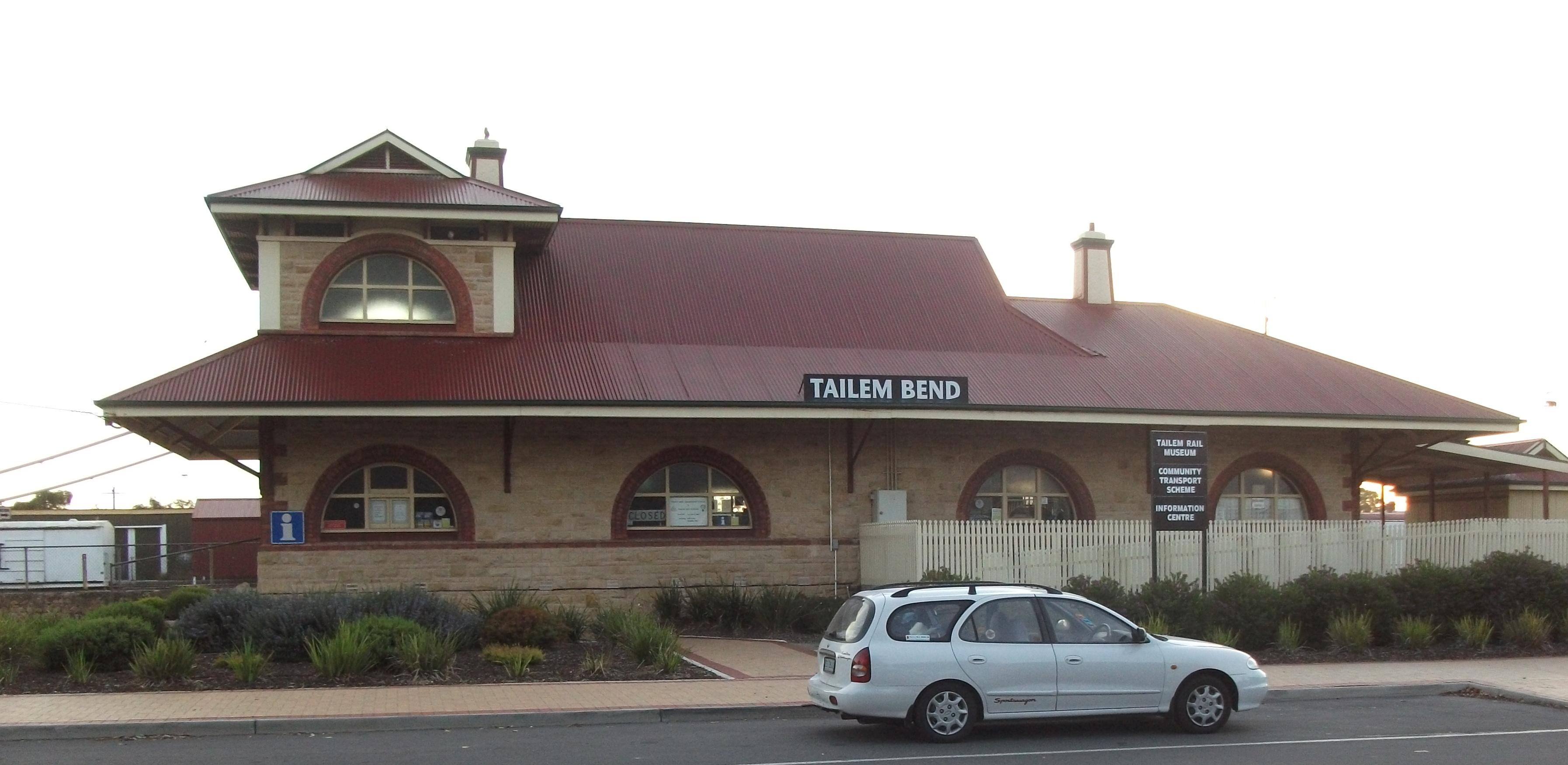 Tailem Bend Station 2011