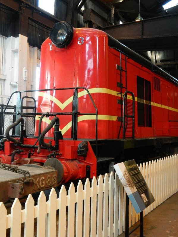 "TGR ""Y"" Class diesel"