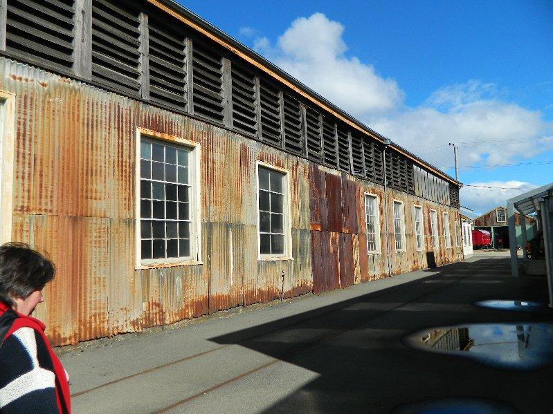 Image iron shed