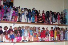 Fashion Doll Collection