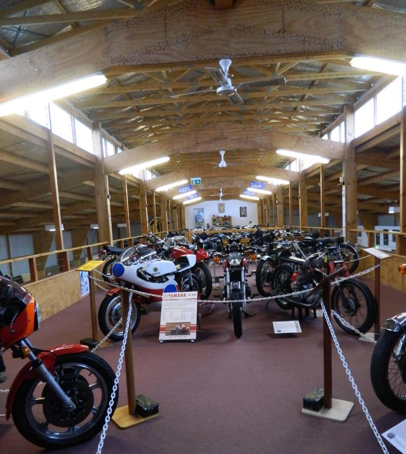 image motorcycle display