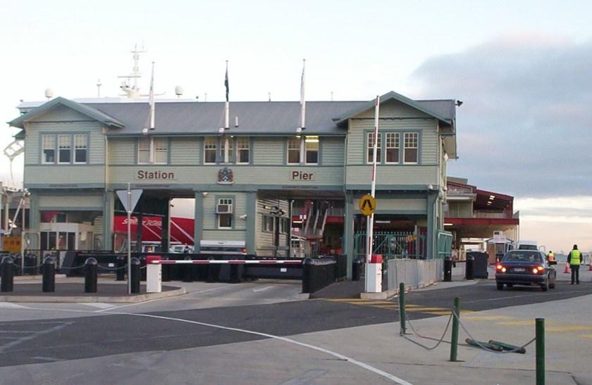 image Station Pier