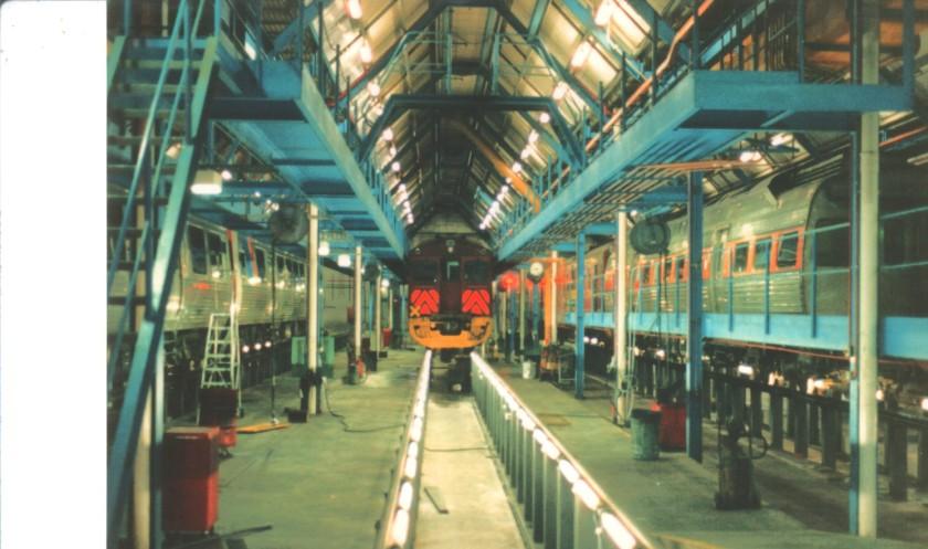 image railcar depot