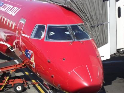 image Virgin jet
