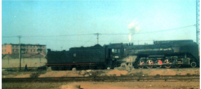 image chinese locomotive