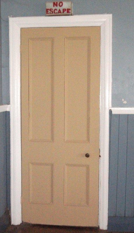 image door