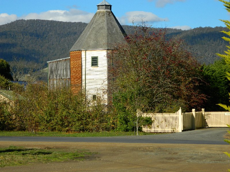 Photo Thursday – Oast House, RanelaghTasmania