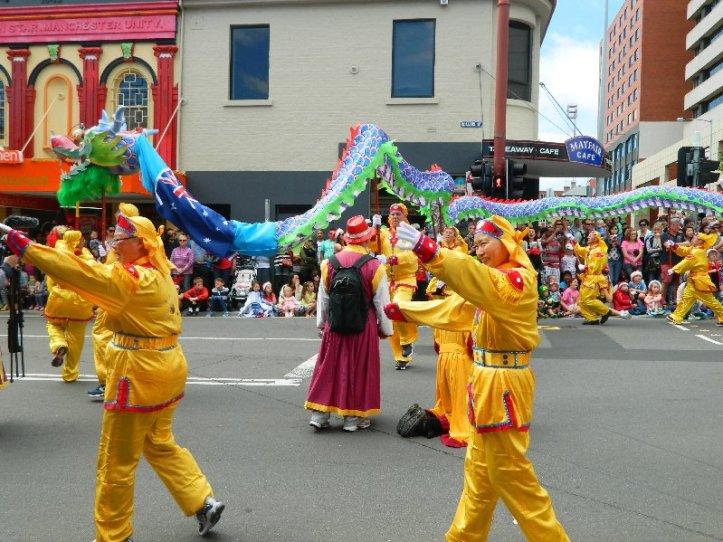 image Lion Dancers