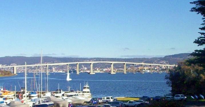 image Tasman Bridge