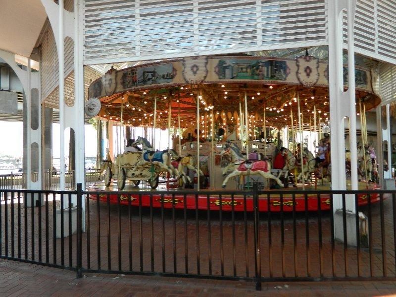 image darling harbour carousel
