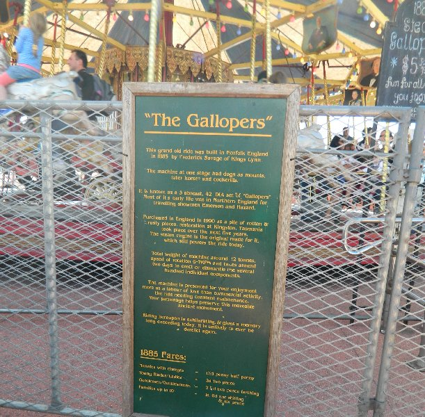 History of The Gallopers