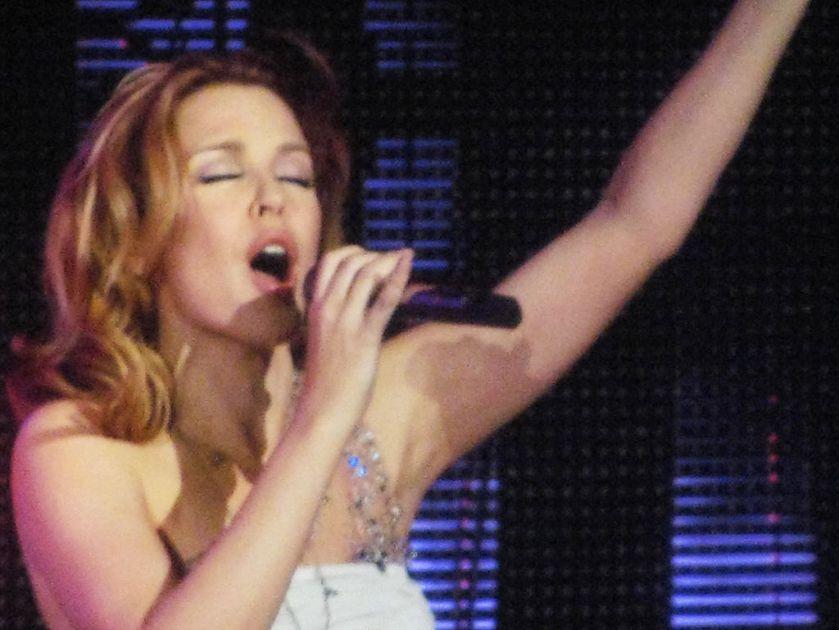 image Kylie Minogue