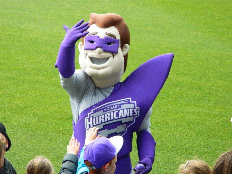 image Hurricane's mascot