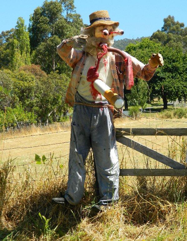 image scarecrow