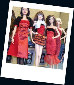image Barbie dolls