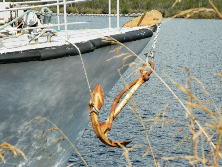Lady Jane's anchor
