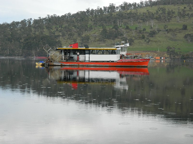 Jeremiah Ryan at Port Huon