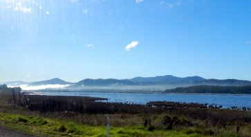 Huon River at Franklin