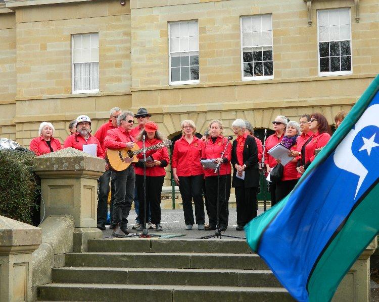 The Unions Choir, Hobart Tasmania