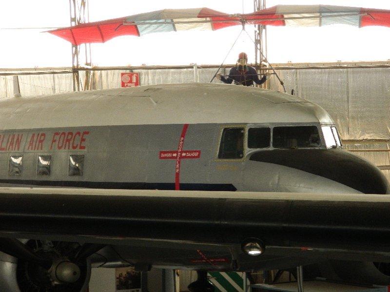DOUGLAS C-47B-35-DK DAKOTA  A65-114