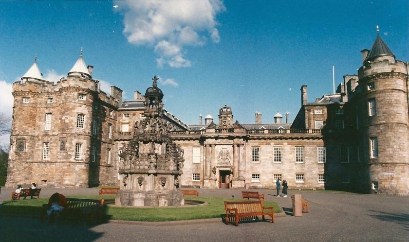 Holyroodhouse Palace