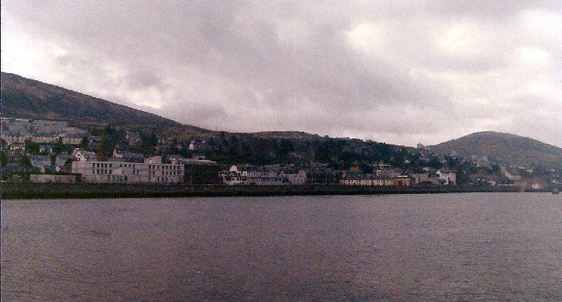 Loch Linnhe at Fort William.