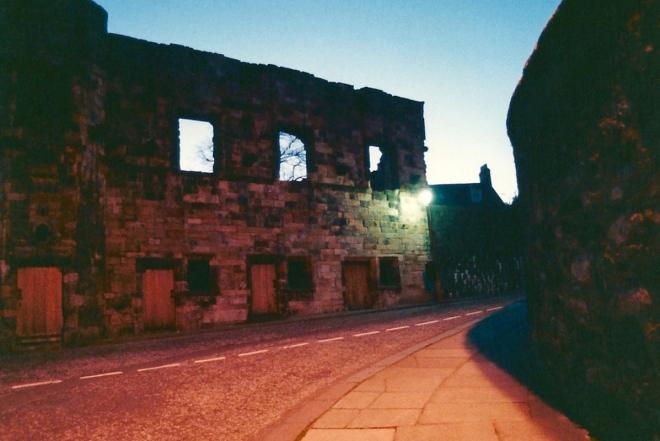 Castle Wynd, Stirling