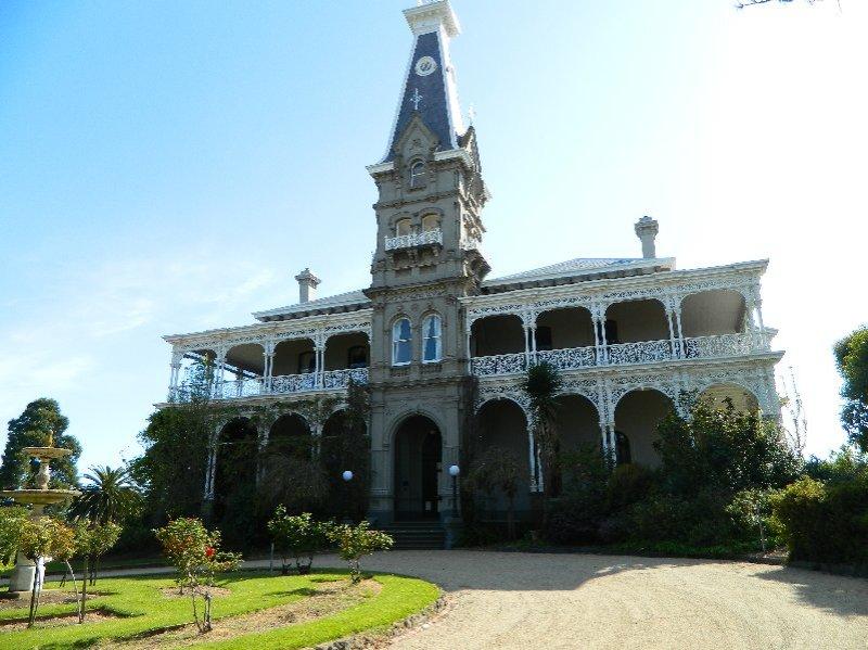 Rupertswood Mansion, Sunbury, Victoria