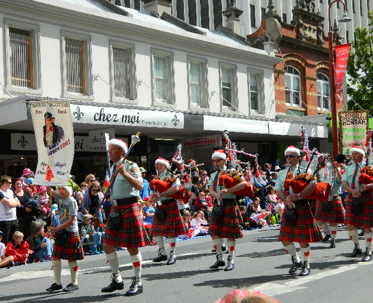 Derwent Pipe Band