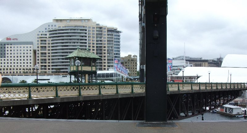 Pyrmont Bridge, Sydney