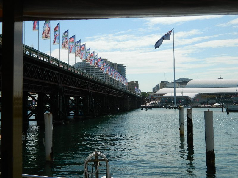 Pyrmont Bridge-Sydney