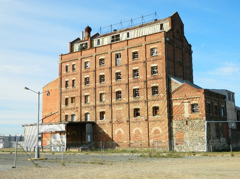 Hart's Mill, Port Adelaide, South Australia