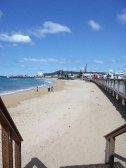 Burnie beach,Tasmaniaa