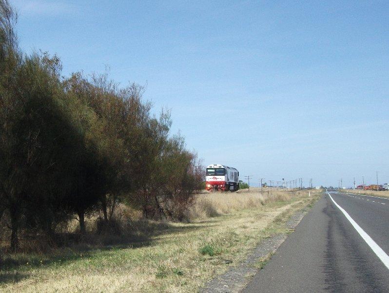 Ribbon of Highway-South Australia- Victoria