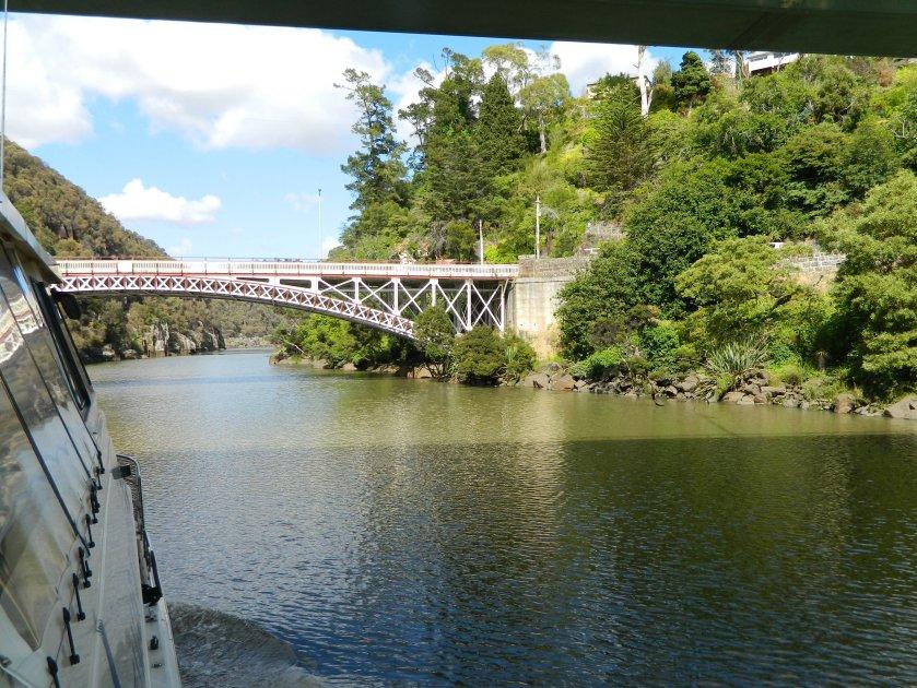 Criuising on the Tamar River, Launceston