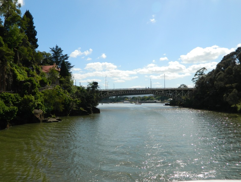 Tamar River, Launceston Tasmania