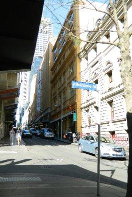 Little Collins Street - Melbourne