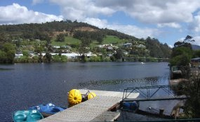 Jetty - Huonville, Tasmania