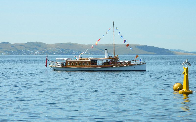 Steam Yacht Preana