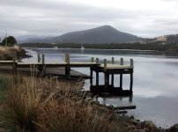 Jetty - Huon River