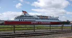 Spirit of Tasmania, Devonport