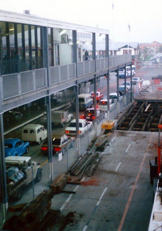 Boarding the Ferry 1998