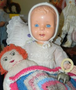 Theresa my first big baby doll