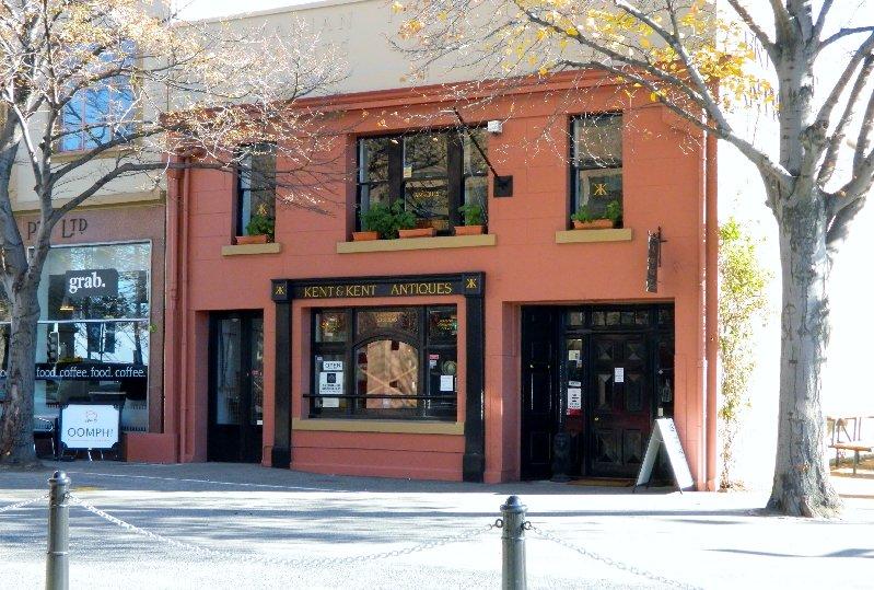 Kent & Kent Antiques, Morrison St, Hobart