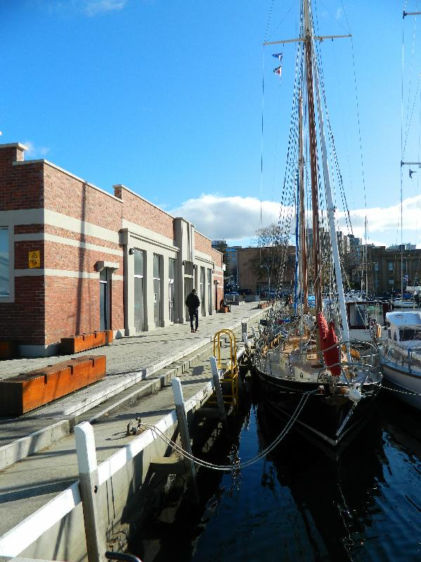 Constitution Dock , Hobart