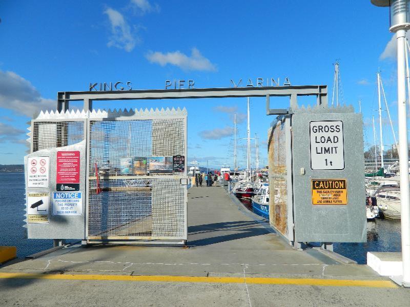 Kings Wharf Marina